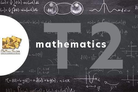 Maths Grade 12 Term 2