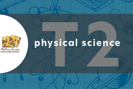 Physical Science Grade 12 Term 2