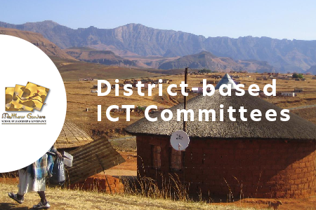 District-based ICT Committee