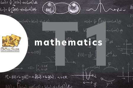 Maths Grade 10-12 Term 1