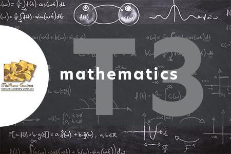 Maths Grade 12 Term 3