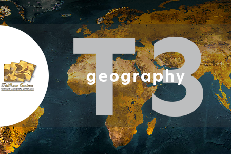 Geography Term 3